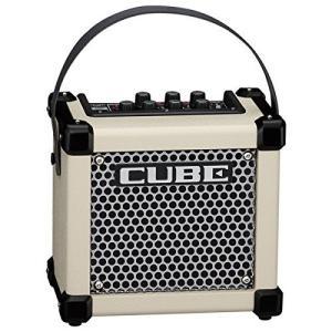 Roland ローランド ギターアンプ 3W マイクロ キューブ MICRO CUBE GXW ホワイト|shimizusyouten01