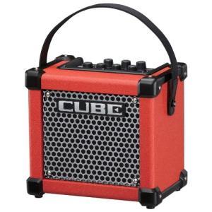 Roland ローランド ギターアンプ マイクロキューブ GX M-CUBE GXR レッド|shimizusyouten01