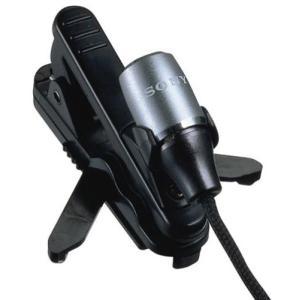 ソニー SONY コンデンサーマイク モノラル/ビジネス用 ホルダークリップ付属 ECM-C115