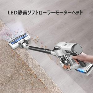 ティネコ(Tineco) 掃除機 コードレス サイクロン A10 Danimo UV照射布団ヘッド ダニ除去 布団クリーナー|shimizusyouten01
