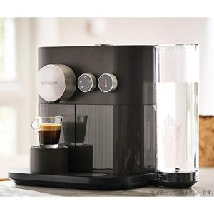 ネスプレッソ コーヒーメーカー エキスパート グレー D80GR