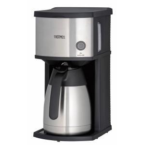 サーモス 真空断熱ポット コーヒーメーカー 1L クリアステンレス ECE-1001 CS