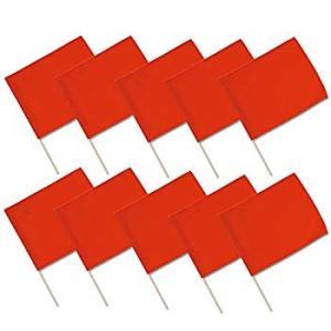 小旗10本組 (赤 1276)