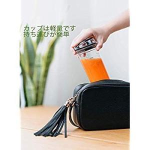 Famtastey ミキサー グリーン MC-BL618