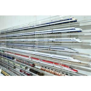【フルセット】Nゲージ用鉄道模型ディスプレイケース『アクリラインN-910』