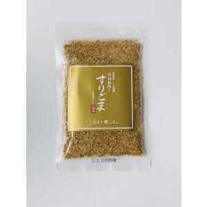 国産 すりごま(金)35g 宮崎県産 shimonouen