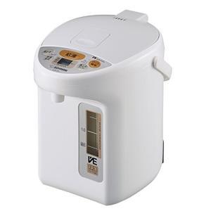 【商品コード:12004616721】電気とまほうびんでかしこく保温「ハイブリッド保温」 湯沸し時間...