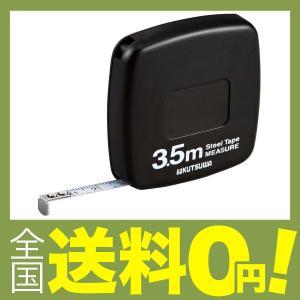【商品コード:12004626916】スチール製テープ メモリ全長:3.5m/テープ幅:6mm スト...