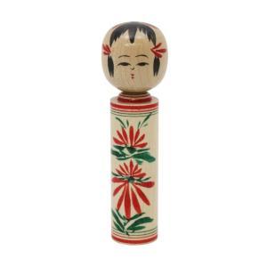 みちのく こけし 鳴子 4寸 2201|shimoyana