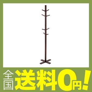 【商品コード:12004939393】サイズ:幅42×奥42×高さ175cm 主材:天然木(ラバーウ...