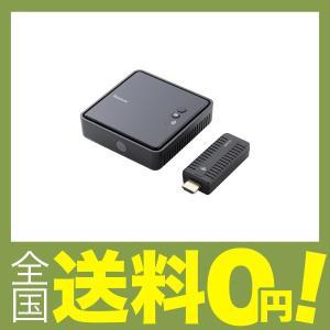 【商品コード:12004943113】WHDI規格に準拠したワイヤレスHDMI送受信機のセットです。...