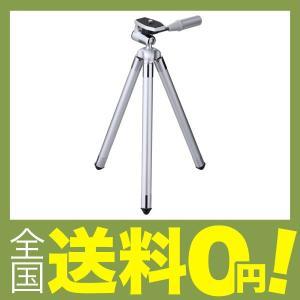 【商品コード:12004957946】コンパクトカメラや小型ムービーに便利な携帯しやすい三脚 収縮時...