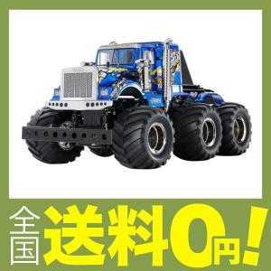 タミヤ 1/18 電動RCカーシリーズ No.646 コングヘッド 6 × 6 (G6-01シャーシ) オフロード 58646