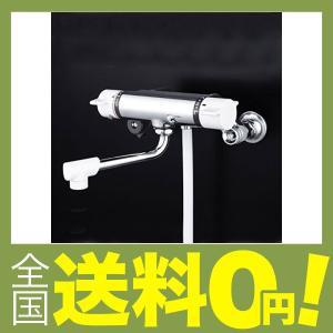 KVK サーモスタット式シャワー混合水栓 楽締めソケット付 KF800HA|shimoyana