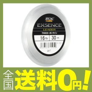 【商品コード:12009529906】素材:フロロカーボン/全長:30m/4.0号 クリア 平均強度...
