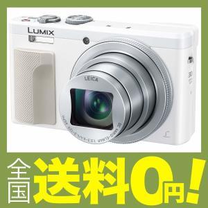 パナソニック コンパクトデジタルカメラ ルミックス TZ85 光学30倍 ホワイト DMC-TZ85-W shimoyana