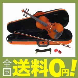 【商品コード:12010755998】カルロ・ジョルダーノの入門用バイオリンVS-1と、カラフルなバ...
