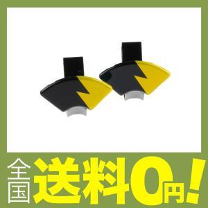 【商品コード:12012519595】カラー:黒色 素材:鉄 入り数:1組 25mm イナズマ柄