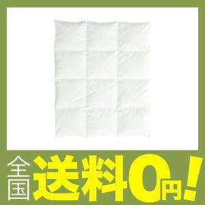 【商品コード:12013752327】保温性に優れる日本製羽毛掛けふとん [製造国] 日本 [商品サ...