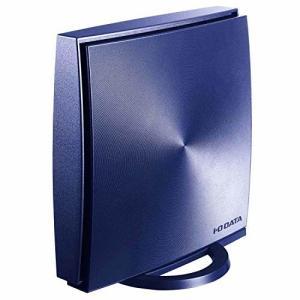 I-O DATA WiFi 無線LAN ルーター ac1200 867+300Mbps IPv6 フ...