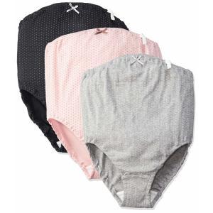 ローズマダム 肌にやさしい マタニティショーツ 綿100%でノンストレスの履き心地 ウエストゴム調整...