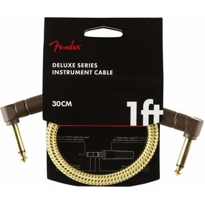 Fender シールドケーブル Deluxe Series Instrument Cable, An...