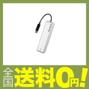 【商品コード:12016770608】【ご注意ください】Transcend M.2 SSD 外付けケ...