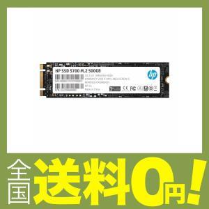 HP 500GB SSD M.2 S700シリーズ SATA3.0/3D TLC/3年保証 2LU80AA UUF