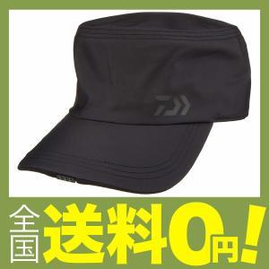 ダイワ(DAIWA) LEDライト付きワークキャップ DC-35009 ブラック|shimoyana