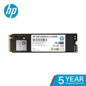 HP 250GB SSD M.2 EX900シリーズ NVMe 1.3/3D TLC/3年保証 2YY43AA UUF