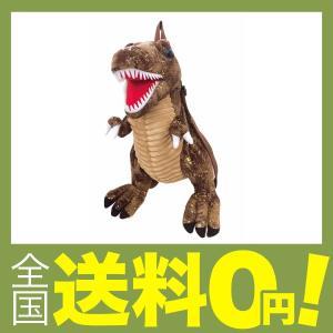 【商品コード:12020403903】サイズ:35×30×18cm 仕様:恐竜の背中部分にファスナー...
