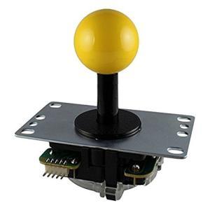 三和電子 基板タイプジョイスティックレバー 黄 JLF-TP-8YT-SK-Y