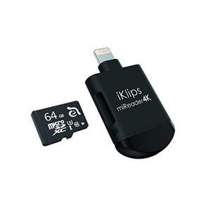 Adam Elements iKlips miReader 4K Apple MFI認証 Light...