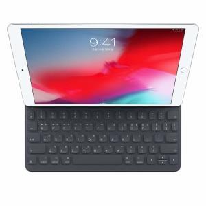 Apple Smart Keyboard(10.2インチiPad、10.5インチiPad Air、1...