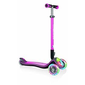 GLOBBER グロッバー キックボード 三輪 子供用 光る 3歳から 高さ調節可能 外遊び 運動 ...