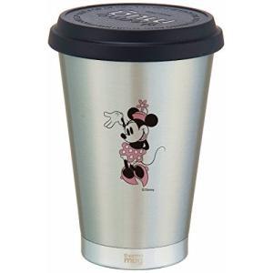 thermo mug(サーモマグ) ヴィンテージ Disney モバイルタンブラー ミニー(SILV...