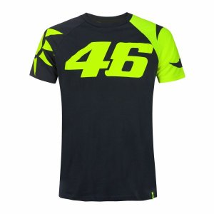 ヤマハ(YAMAHA) Tシャツ VR46 ヴァレンティーノ ロッシ 46ロゴ&SOLE E LUN...