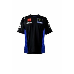 ヤマハ(YAMAHA) Tシャツ MotoGP ヤマハ ファクトリーレーシング オフィシャルチームウ...