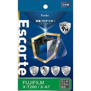 Kenko 液晶保護フィルム 液晶プロテクター Escorte FUJIFILM X-T200 / ...