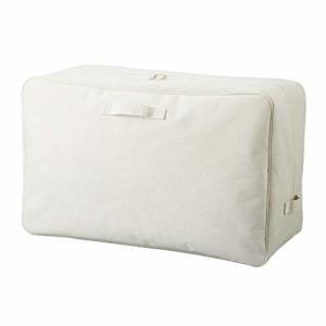無印良品 ポリエステル綿麻混・ソフトボックス・長方形ボックス・大 約幅65×奥行40×高さ26cm 02118822|shimoyana