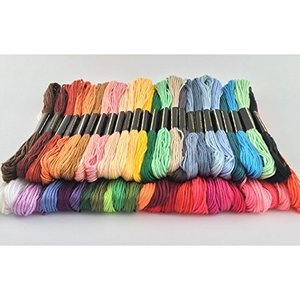 50本 48色以上 刺しゅう糸 セット