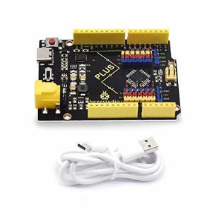 KEYESTUDIO ATmega328P マイコン 開発ボード スターターキット for Ardu...