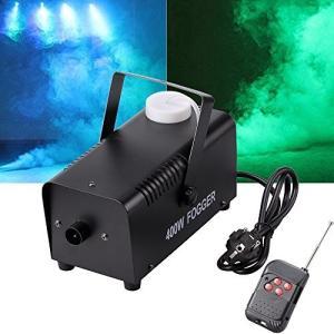 スモークマシン フォグマシン ステージライト 400W 煙霧機 無線リモコン付きハロウィン/結婚式/ディスコ/クラ|shimoyana
