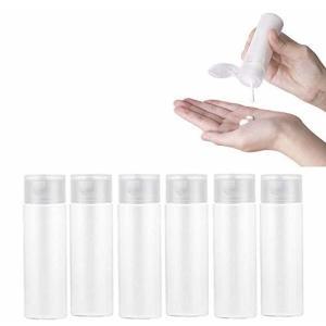 Uervoton トラベルボトル 小分けボトル 漏れ防止 TSA 出張 旅行用 シャンプー クリーム 化粧品 収納 旅行ボトル 6|shimoyana