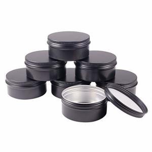 BENECREAT 10個セット 150mlアルミ缶 アルミネジキャップ缶 小分け容器 詰め替え容器 クリームケース 化粧品 クリ|shimoyana