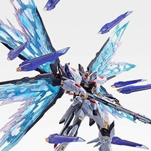 METAL BUILD ストライクフリーダムガンダム 光の翼オプションセット SOUL BLUE Ver. shimoyana