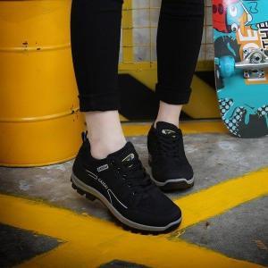 登山靴  シューズ レディース スポーツシューズ 運動靴 シューズ ハイキング スニーカー アウトドア ウォーキング 透気 滑り止め shin-8