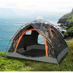テント  アウトドア キャンプ ツーリングテント  ファミリーテント 防水 UVカット 日よけ イベント スポーツ shin-8