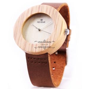 レディース 腕時計 木製 レザー 天然 天然木 楓紅葉 いい香り オシャレ 上品 きれいめ シンプル 通勤 普段着 大人気 新作|shin-8