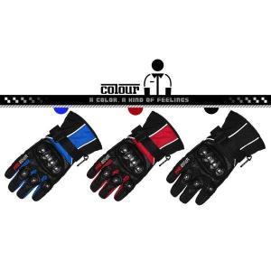 バイクグローブ バイク用品 本革  通勤 街乗りに 手袋 メンズ サイクル用 スノーボード用|shin-8